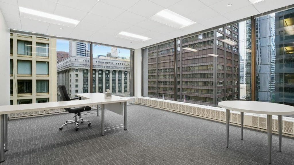 co op office space
