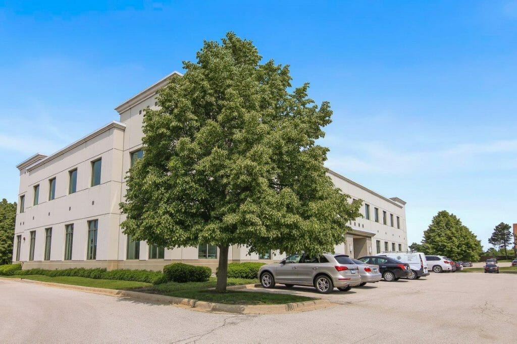 executive office space for lease near me